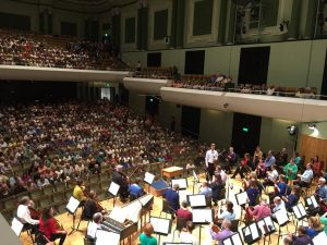RTÉ National Symphony Orchestra Summer Lunchtime Concert at the National Concert Hall, Dublin